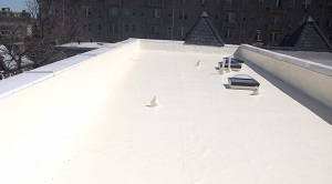 Greater Washington D.C.'s flat roof contractor