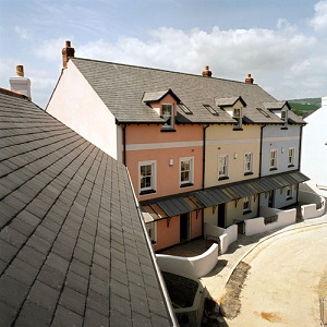 Slate roofing installed in Washington DC, Arlington & nearby